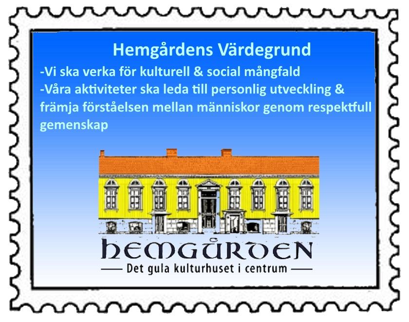 Värdegrund Hemgården Borås värderingar